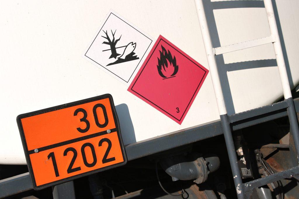Ljubljana: januar 2021 Strokovno usposabljanje za varnostne svetovalke/svetovalce za prevoz nevarnega blaga