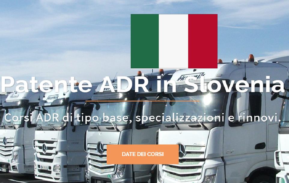 Patente ADR  in Slovenia