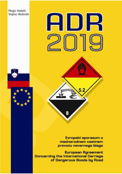 Ljubljana: Usposabljanje za varnostne svetovalce/svetovalke - prijave