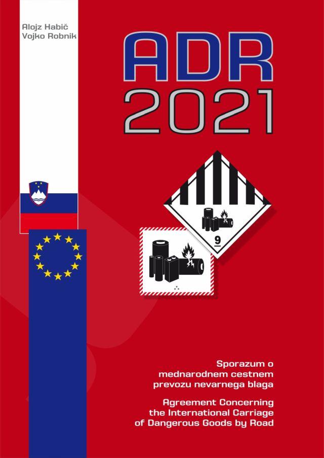 ADR PRIROČNIK 2021